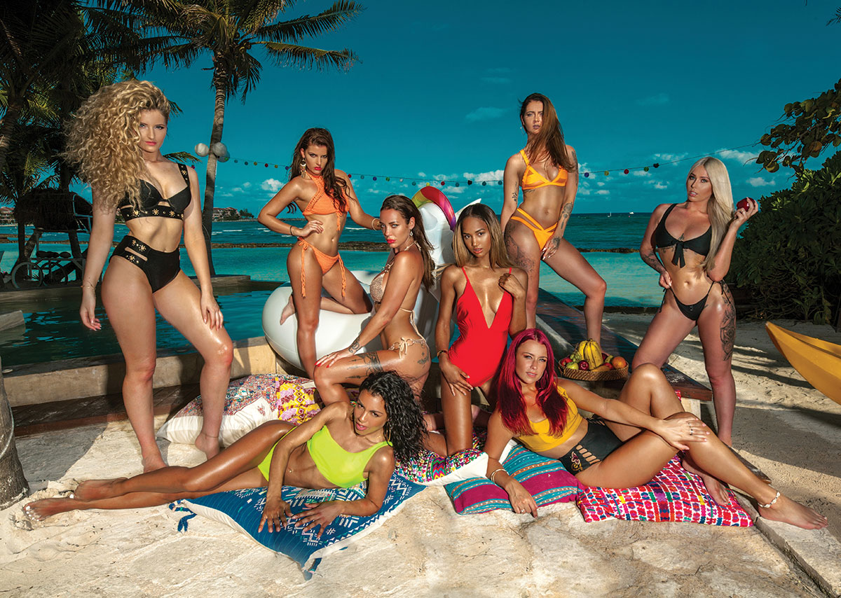 'Temptation Island' travels to Spain