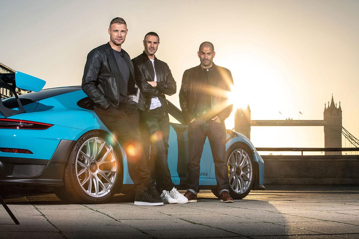 Top Gear set to resume filming in June