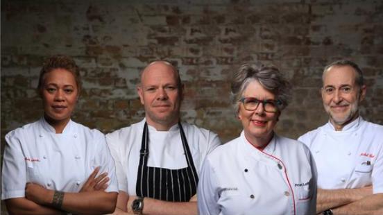 UKTV serves up foodie original 'My Greatest Dishes' – TBI Vision