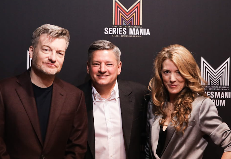 Ted Sarandos: Netflix doesn't disrupt for disruption's sake
