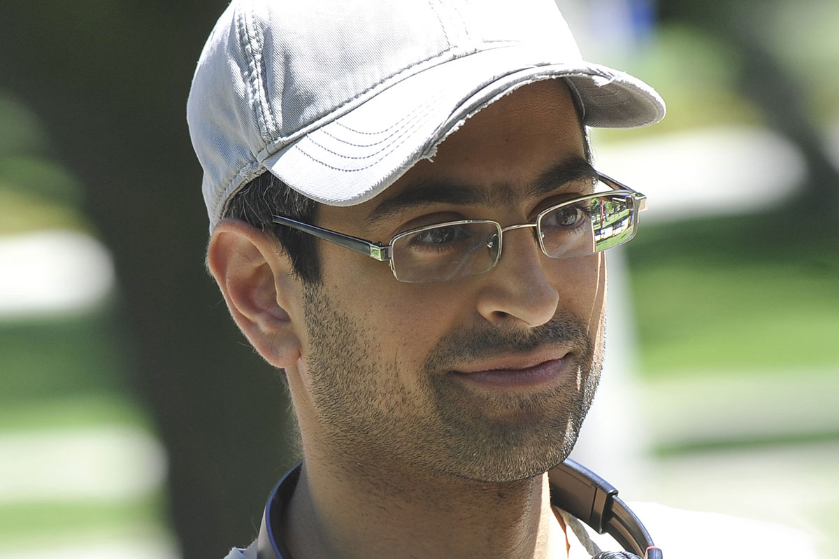 Writer's Room: Richie Mehta  Turning timeline into takes for