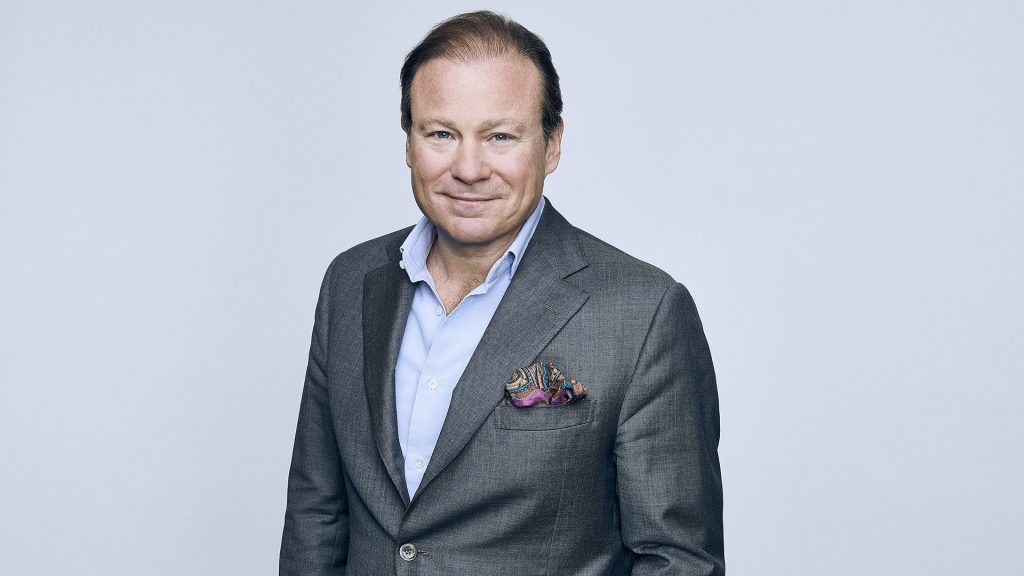 Turner's Giorgio Stock rises at WarnerMedia Entertainment Networks