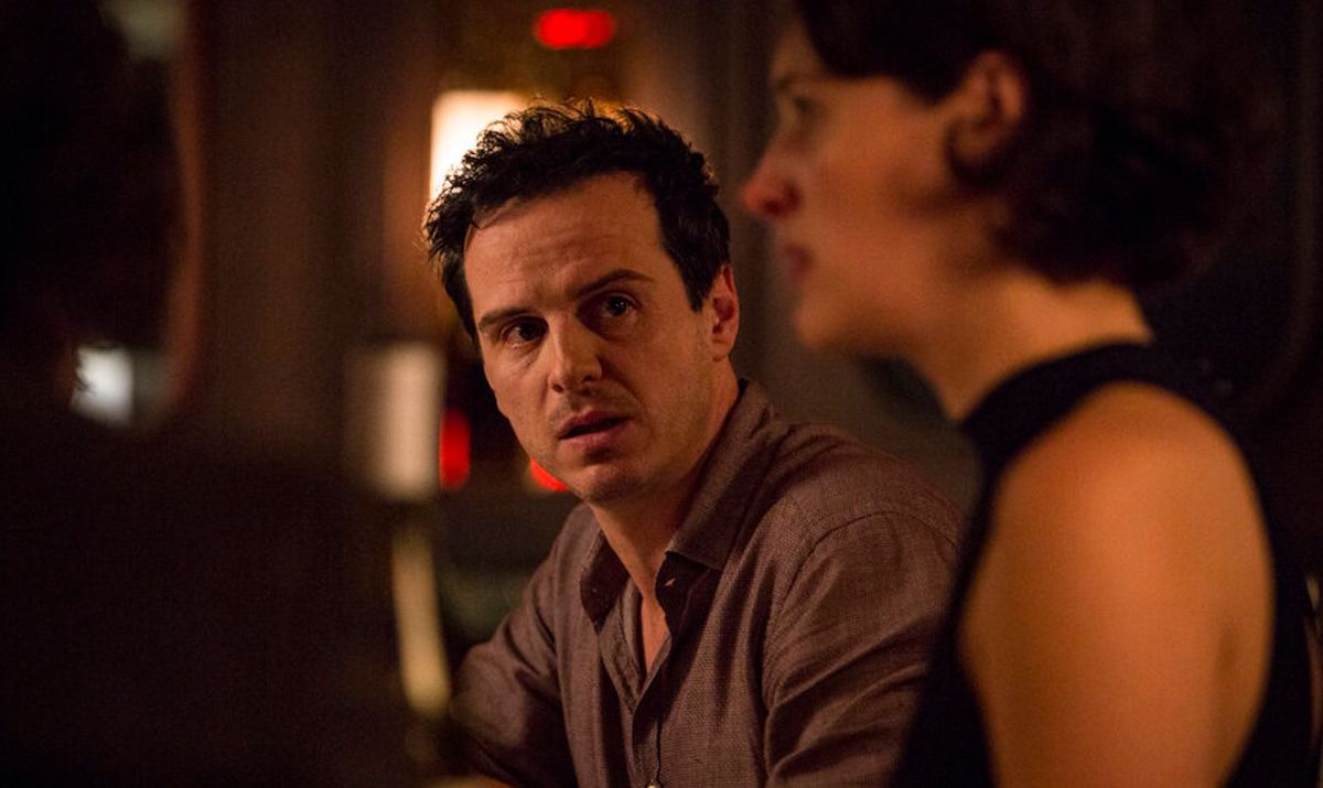 Fleabag's hot priest Andrew Scott lands starring role in Showtime's Ripley series
