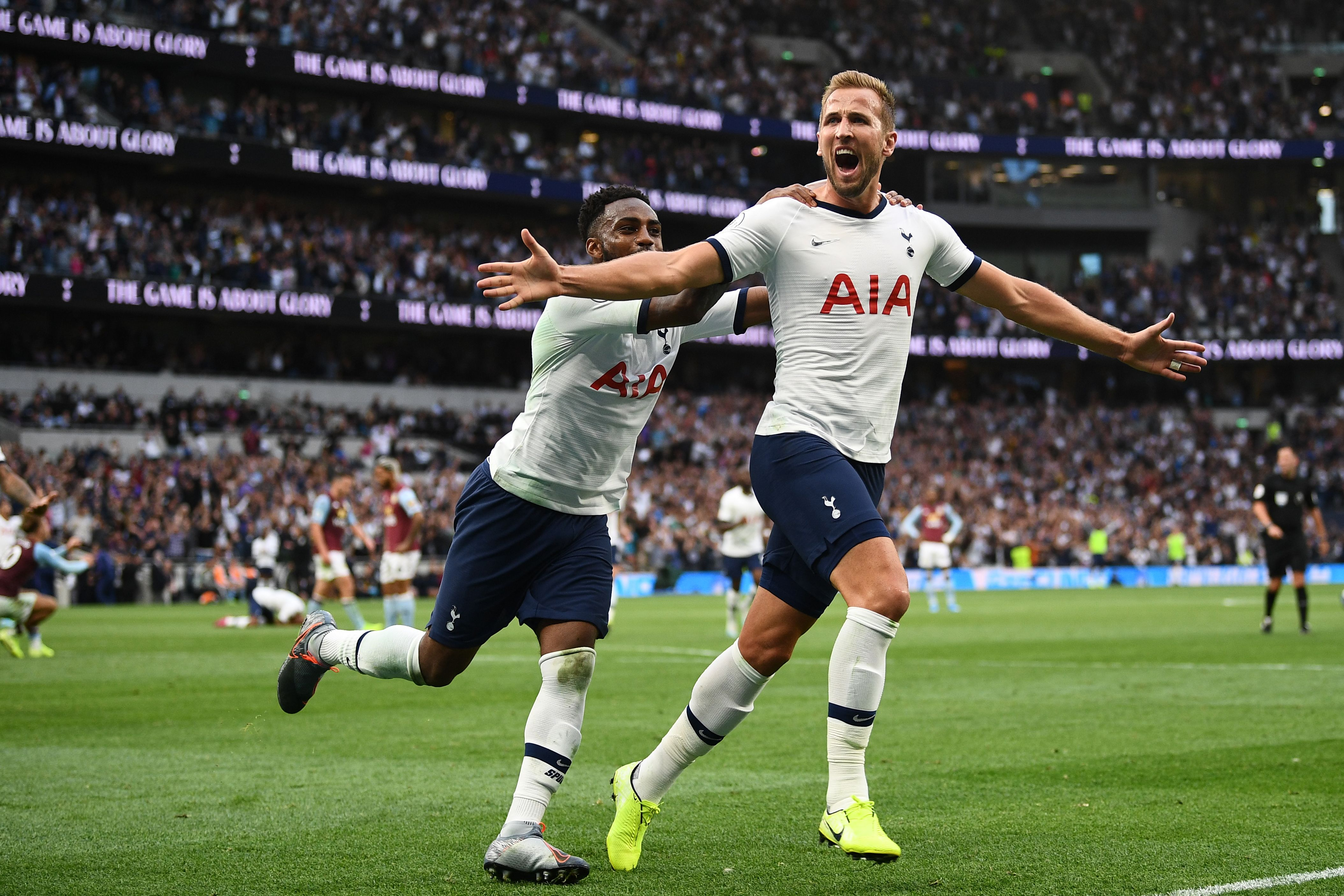 Amazon Builds All Or Nothing Franchise With Tottenham Hotspur Tbi Vision