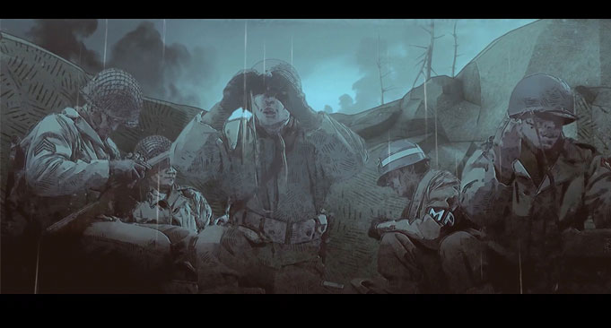 Animation studio Trioscope launches with Netflix WWII series 'The Liberator'  – TBI Vision
