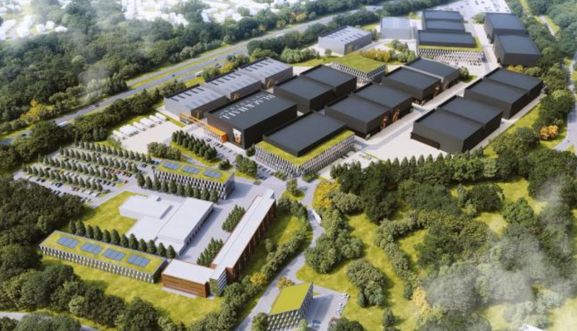 Hollywood plans to open massive studio in Thames Valley