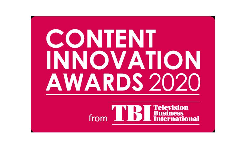 Content Innovation Awards 2020