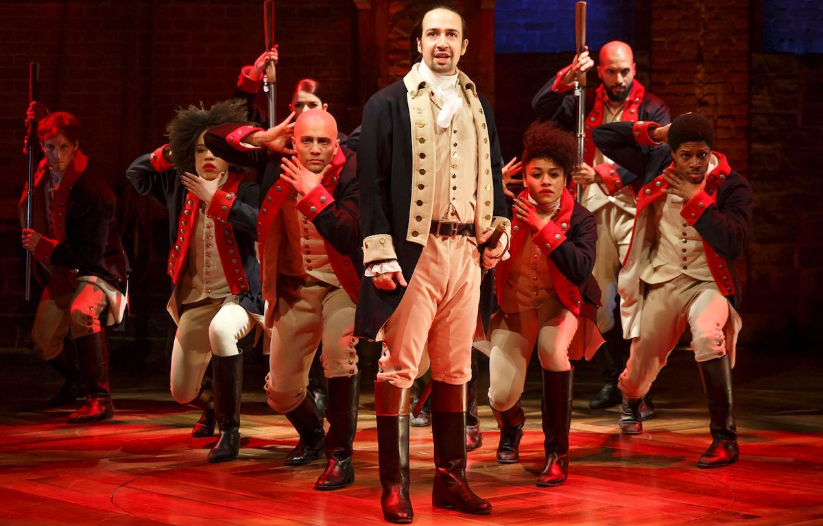 HAMILTON Drives Up Disney Plus Downloads During Premiere Weekend