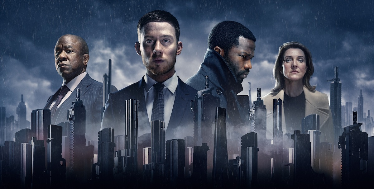 Amc Replaces Cinemax On Sky S Gangs Of London S2 Tbi Vision