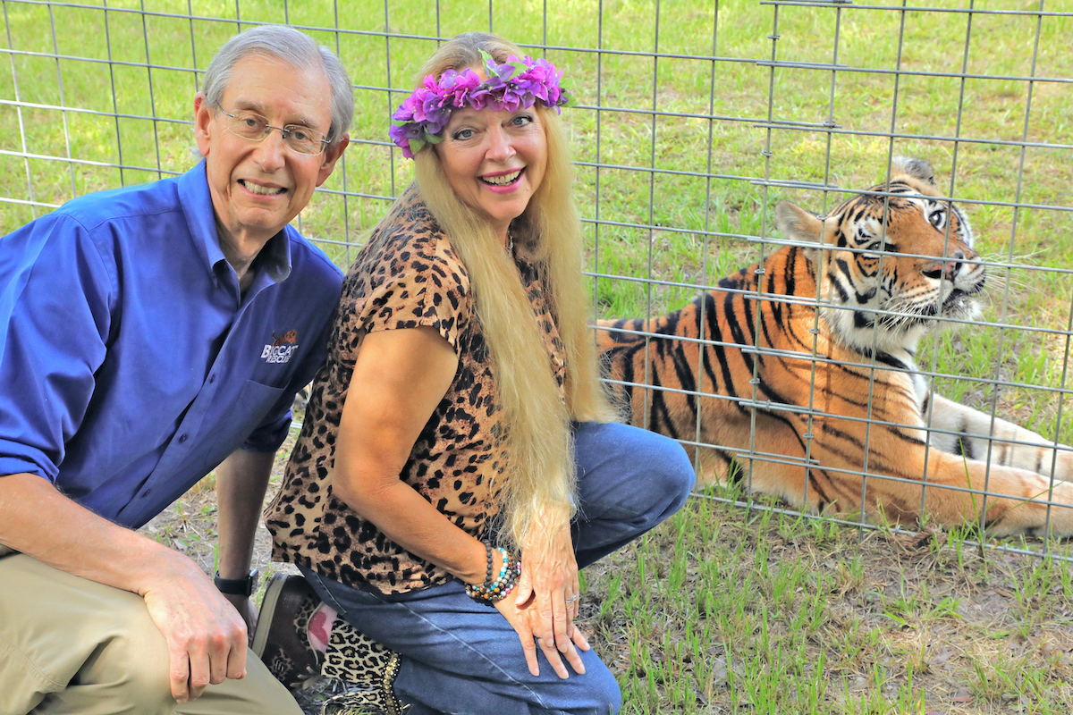 Carole Baskin Will Lead New Animal Exploitation Series